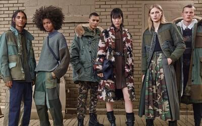 Kolekcia Zara SRPLS ponúka armádne ladené kúsky, v ktorých zvládneš zimu ľavou zadnou