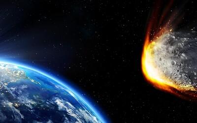 Kolem Země nepozorovaně proletěl největší letošní asteroid. Mohl udeřit 30krát větší silou než jaderná bomba v Hirošimě