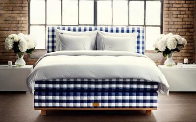 Kolik bys byl ochoten zaplatit za dobrý spánek? Švédská firma nabízí postel za skoro 4 miliony korun