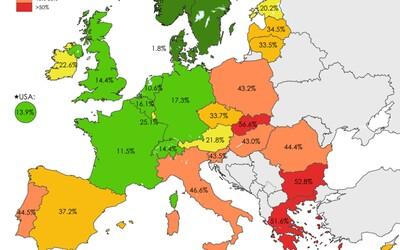Kolik mladých Čechů bydlí u svých rodičů, jaké porno sledujeme a další zajímavé statistiky