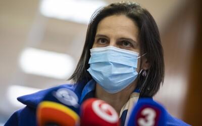 Kolíková čelí kritike za vyjadrenia o Lučanskom v zábavnej relácii. Pellegrini jej povedal, že od nej čakal viac súcitu