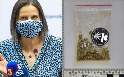 Kolíková chce zjemňovat tresty za marihuanu: za držbu by mali byť pre užívateľov nižšie tresty ako pre dílerov