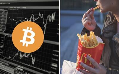 Koľko by si mal peňazí, ak by si pred 10 rokmi investoval 1000 € do najznámejších firiem alebo bitcoinu?