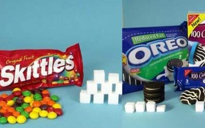 Koľko cukru sa nachádza v bežných potravinách? Shake z McDonaldu to vychytal