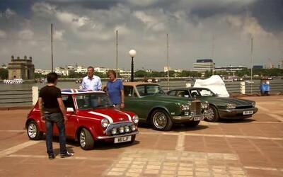 Koľko približne stáli BBC veľkolepé road tripy presláveného Top Gearu?