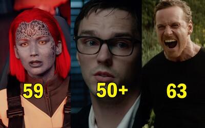 Koľko rokov vlastne budú mať mutanti v X-Men: Dark Phoenix?