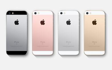 Koľko stojí výroba nového iPhonu SE a zvládne zariadenie aj vodný kúpeľ?