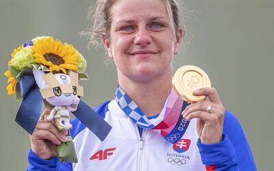 Koľko zarobia slovenskí olympionici za zlaté medaily? O polovicu menej ako Česi a len zlomok toho, čo Singapurčania