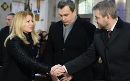 Koľko zarobili v roku 2019 Pellegrini, Danko a Čaputová? Prezidentka vedie s veľkým náskokom