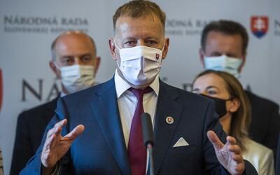Kollár zablokoval výhody pre zaočkovaných. Tvrdí, že nechce, aby boli na Slovensku dve kategórie ľudí