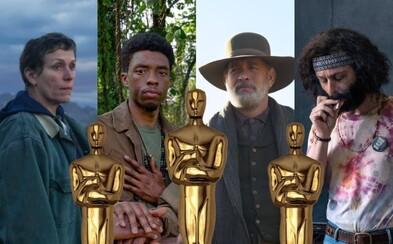 Komentář: Málo zajímavé filmy, nudné předávání bez celebrit a ztracený význam. Letošní Oscary se nevyplatí sledovat