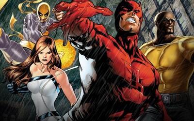 Komiksové seriály #1 - Svět Marvelu