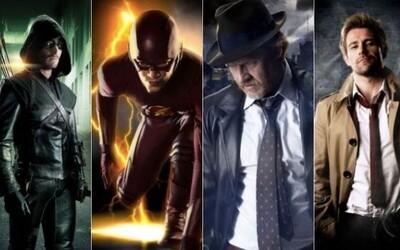 Komiksové seriály #2: Čo sa už stihlo udiať vo svete DC?