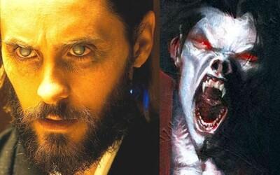 Komiksového upíra a Spider-Manovho súpera Morbiusa si zahrá Jared Leto. Kto film zrežíruje a o čom bude?