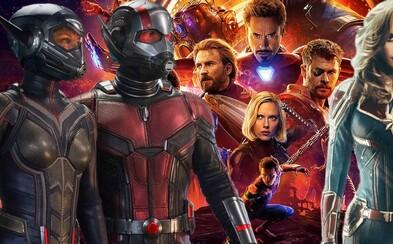 Komiksovka Ant-Man a Wasp bude napojená priamo na Avengers 4 a jej hrdinovia budú pre príbeh veľmi dôležití
