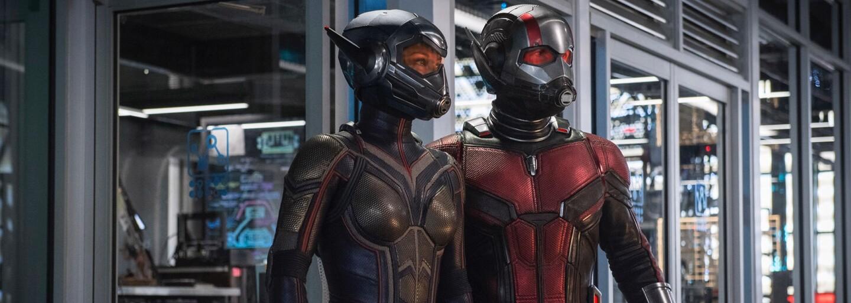 Komiksovka Ant-Man a Wasp bude přímo napojená na Avengers 4. Její hrdinové budou pro příběh velmi důležití