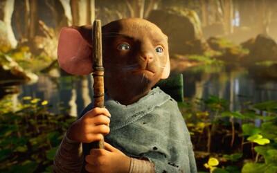 Komiksovka Mouse Guard měla být epickým fantasy dobrodružstvím. Režisér po zrušení filmu zveřejnil úžasné záběry