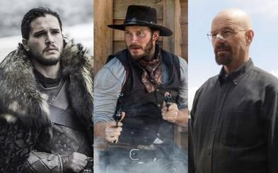 Komiksovku o Chrisovi Prattovi s osobnosťami kovboja, ninju a vikinga natočí režisérska seriálov Game of Thrones či Breaking Bad