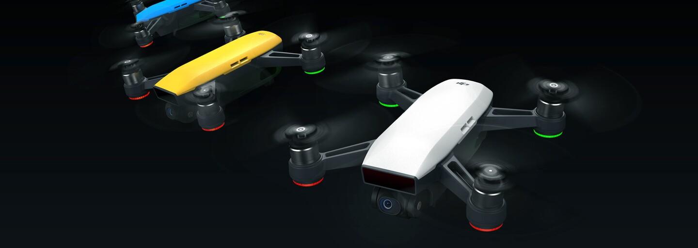 Kompaktný, farebný a s diaľkovým ovládaním pomocou gest. Nový dron od DJI sa bude predávať ako teplé rožky