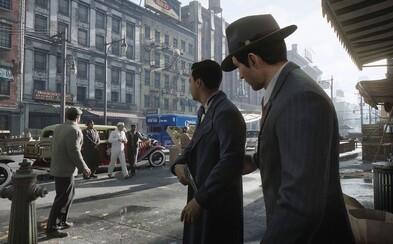 Kompletní remake kultovní hry Mafia dostal nový trailer. Definitive Edition vyjde 28. srpna