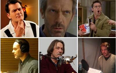 Komu patrí hlas hercov v najznámejších seriáloch v slovenskom dabingu?