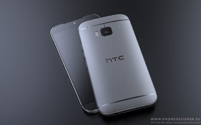 Koncept HTC One M9: pozrite sa ako by mohla nová vlajková loď vyzerať!