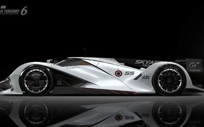 Koncept závodního speciálu Mazda pro hru Gran Turismo byl odhalen
