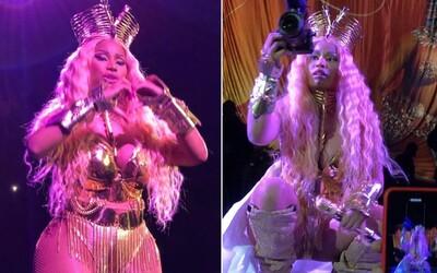 Koncert Nicki Minaj v Budapešti už museli posunout. Zopakuje se tam scénář z Bratislavy?