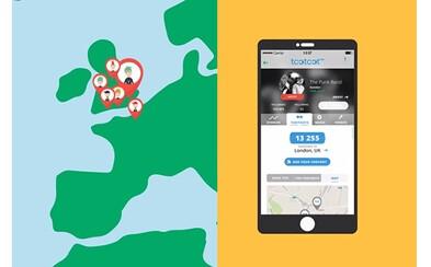 Koncerty šité na mieru. Slovenská aplikácia spája ľudí, aby pritiahli obľúbenú kapelu do ich mesta