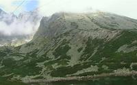Končiare Vysokých Tatier už poprášil sneh, ďalší sa očakáva v najbližších dňoch
