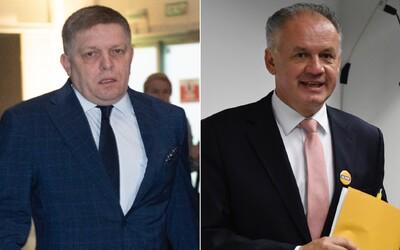 Koncoročný prieskum Medianu naznačuje posilnenie Smeru, lídrom demokratickej opozície je Andrej Kiska