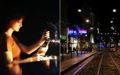 Konec dlouhých nočních tahů? V centru Prahy budou muset noční podniky zavírat dříve