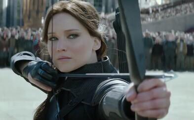 Konec jedné ságy se blíží! Na sklonku poslední bitvy sledujte trailer k posledním Hunger Games
