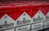 Konec klasických cigaret? Marlboro má do 10 let zcela zmizet z britského trhu