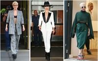 Konec šatům z masa: Styl Lady Gaga prošel radikální proměnou