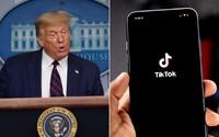 Konec TikToku v USA je skoro realitou, senát odhlasoval jeho zákaz v telefonech vládních zaměstnanců