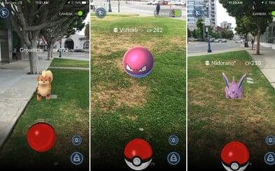 Konečne! Mobilný hit Pokémon GO je už oficiálne dostupný pre slovenských aj českých hráčov