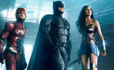 Konečně uvidíme první verzi Justice League! Čtyřhodinový režisérský sestřih Zacka Snydera zveřejní HBO Max