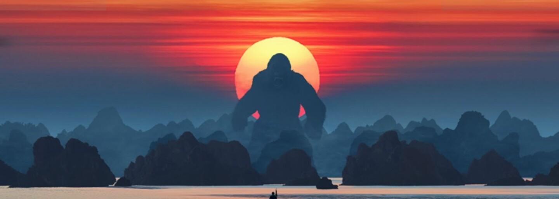 Kong je králem amerických kin a Logan se stává nejziskovějším filmem roku (Box Office)
