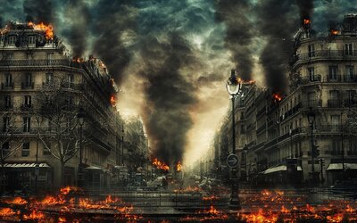 Koniec sveta mu nevyšiel, teraz nás vraj očakáva sedem rokov hrôzy a utrpenia. Zvláštny numerológ predpovedá, že Zemi začínajú temné časy