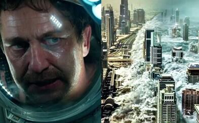 Koniec sveta prichádza s deštruktívne ladeným trailerom na očakávanú novinku Geostorm. Gerard Butler je poslednou nádejou na záchranu sveta