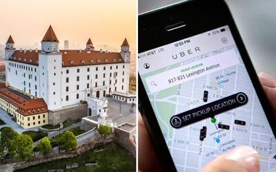 Koniec UBERu v Bratislave možno prichádza. Taxikári sa chvália súdnym rozhodnutím, ktoré má zaručiť ich víťazstvo