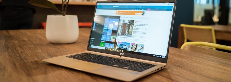 Konkurent Macbooku od LG prichádza s neuveriteľnou 24-hodinovou výdržou a všetkými portami