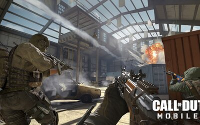 Konkurent pro PUBG a Fortnite? Call of Duty: Mobile tento týden spustí beta testování