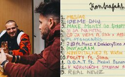 Kontrafakt zveřejňuje kompletní tracklist alba Real Newz. Jací hosté na něm budou?