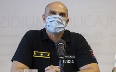 Kontrola ministerstva potvrdila, že zranění policejního exprezidenta Milana Lučanského nezavinila cizí osoba