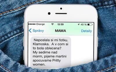 Konverzácie s rodičmi cez SMS môžu byť aj veľmi zábavné. Pozrite sa na tie najvtipnejšie z nich
