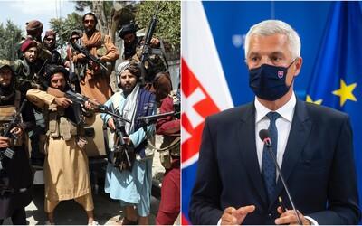Korčok: Taliban nepustil Afgancov, ktorým sme vybavili miesto v lietadle. Radikáli tým porušili vlastný sľub