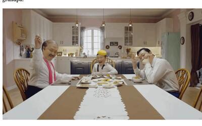 Korejec PSY je zpět s novou chytlavou skladbou! Zahrál si v ní dítě, otce i dědečka a nechybí ani povedené taneční kreace