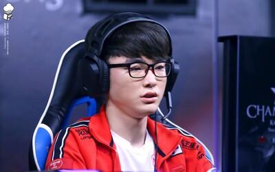 Korejská League of Legends hvězda překonala rekord ve sledovanosti. Fakerovo hraní sledovalo v jednu chvíli 250 000 diváků